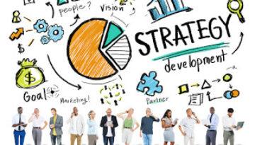 bigstock-Strategy-Development-Goal-Mark-83308055